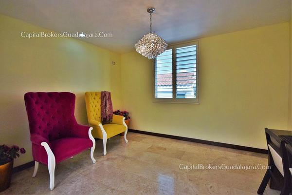Foto de casa en venta en  , valle real, zapopan, jalisco, 5801789 No. 50