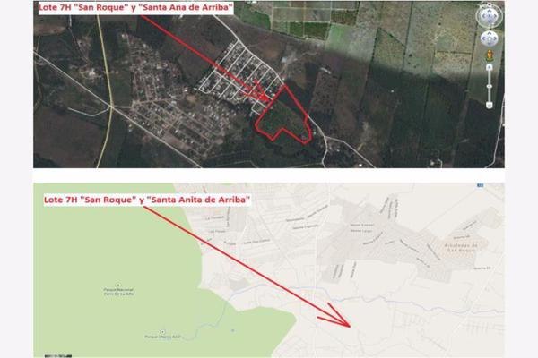 Foto de terreno habitacional en venta en  , valle san roque, guadalupe, nuevo león, 11691783 No. 02