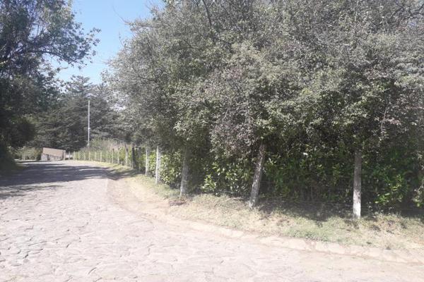 Foto de terreno habitacional en venta en valle santana 1000, cuadrilla de dolores, valle de bravo, méxico, 13354248 No. 09