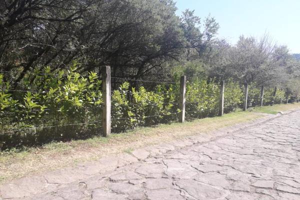 Foto de terreno habitacional en venta en valle santana 1000, cuadrilla de dolores, valle de bravo, méxico, 13354248 No. 11