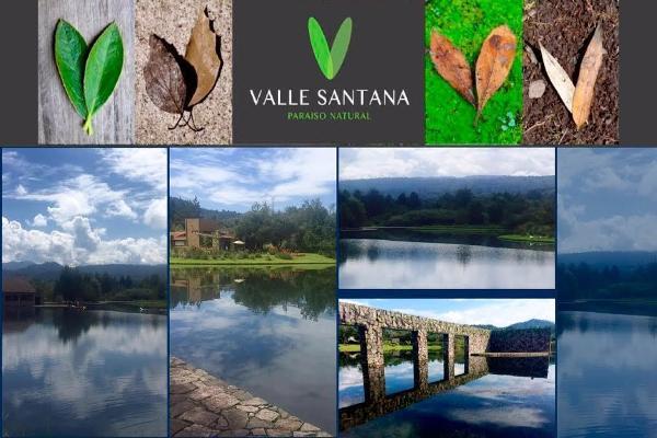 Foto de terreno habitacional en venta en valle santana , valle de bravo, valle de bravo, méxico, 4633222 No. 01