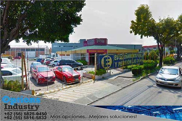 Foto de terreno habitacional en renta en  , vallejo, gustavo a. madero, df / cdmx, 13928534 No. 02
