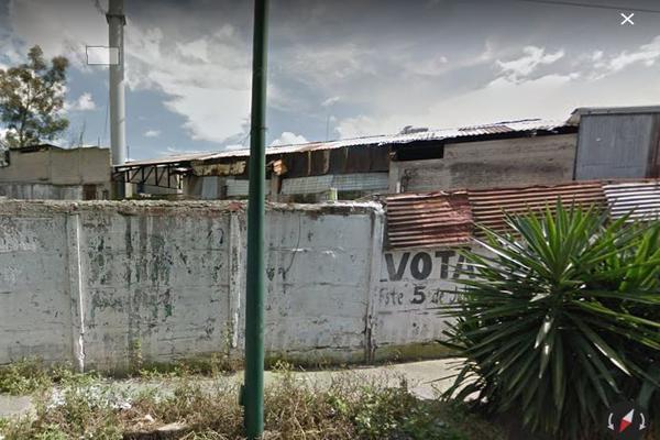 Foto de terreno habitacional en venta en  , vallejo, gustavo a. madero, df / cdmx, 18386400 No. 02