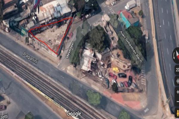Foto de terreno habitacional en venta en  , vallejo, gustavo a. madero, df / cdmx, 18386400 No. 04