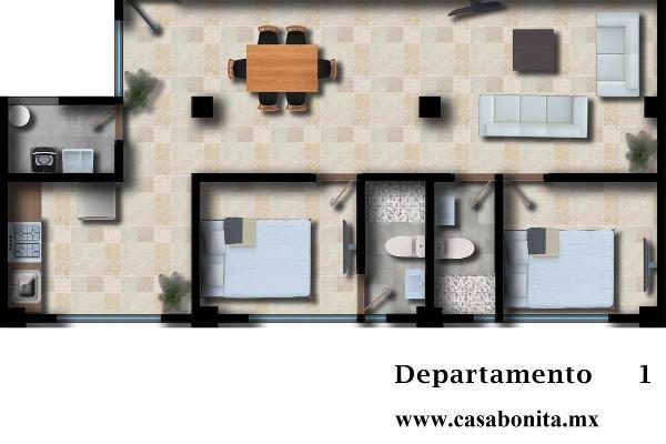 Foto de departamento en venta en  , vallejo poniente, gustavo a. madero, df / cdmx, 9922984 No. 02