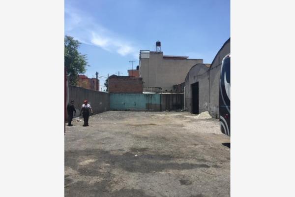 Foto de terreno habitacional en venta en vallejo , vallejo, gustavo a. madero, df / cdmx, 6205344 No. 01