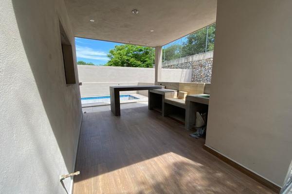 Foto de casa en venta en  , valles de cristal, monterrey, nuevo león, 14037736 No. 05
