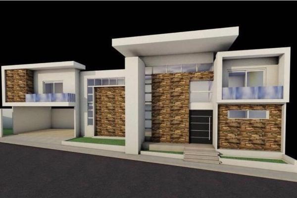Foto de casa en venta en  , valles de cristal, monterrey, nuevo león, 5690146 No. 01