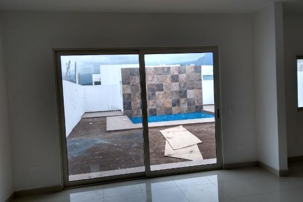 Foto de casa en venta en  , valles de cristal, monterrey, nuevo león, 5690146 No. 05