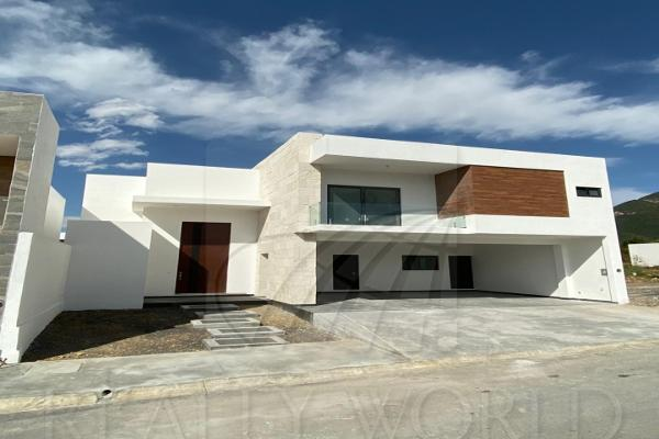 Foto de casa en venta en  , valles de cristal, monterrey, nuevo león, 8869037 No. 01