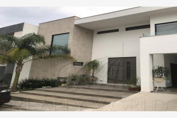 Foto de casa en venta en valles de cristal x y x, valles de cristal, monterrey, nuevo león, 7199974 No. 01