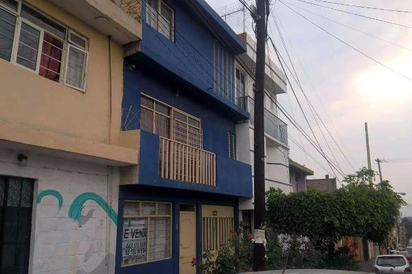 Casa En Vasco De Quiroga En Venta En Id 3282166