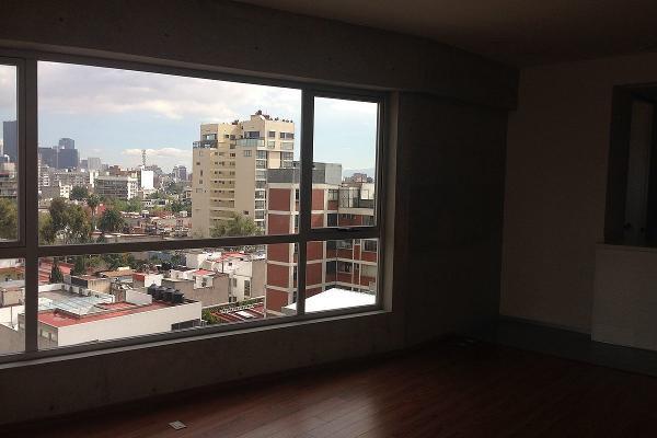 Foto de departamento en renta en vasconcelos , condesa, cuauhtémoc, distrito federal, 0 No. 01