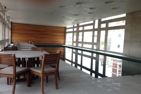 Foto de departamento en renta en vasconcelos , condesa, cuauhtémoc, distrito federal, 0 No. 16