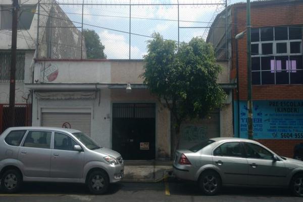 Foto de terreno habitacional en venta en v?ctor hugo 198, portales sur, benito juárez, df / cdmx, 8879040 No. 01