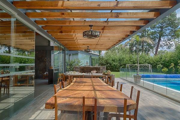 Foto de casa en venta en vega de la escondida , avándaro, valle de bravo, méxico, 5878793 No. 02