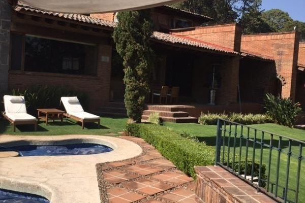 Foto de casa en venta en vega de las fuentes , avándaro, valle de bravo, méxico, 5874648 No. 04