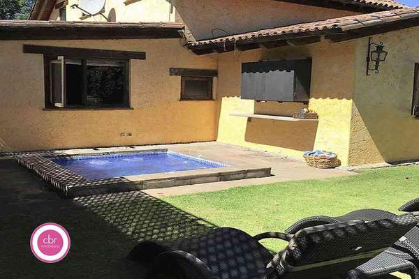 Foto de casa en condominio en venta en vega de llano , avándaro, valle de bravo, méxico, 0 No. 01