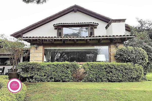 Foto de casa en condominio en venta en vega de llano , avándaro, valle de bravo, méxico, 0 No. 03