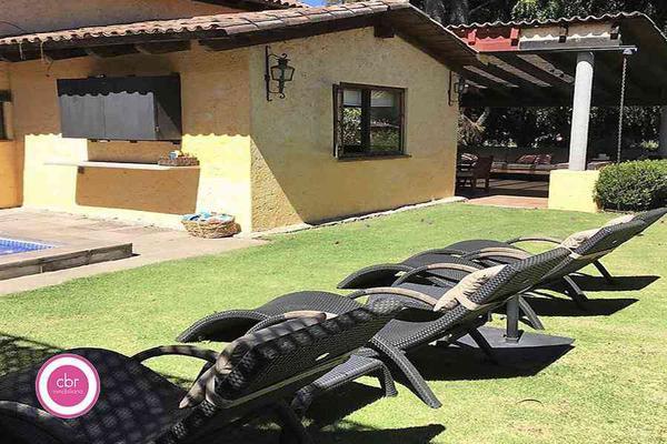 Foto de casa en condominio en venta en vega de llano , avándaro, valle de bravo, méxico, 0 No. 04