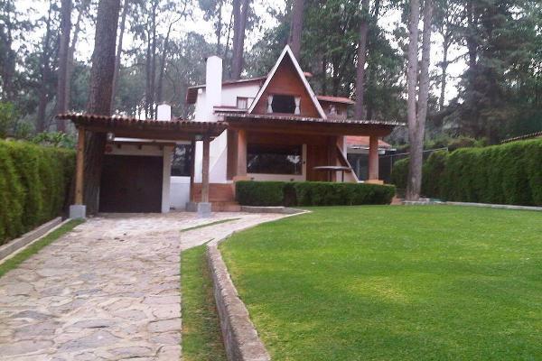 Foto de casa en renta en vega del valle , avándaro, valle de bravo, méxico, 5688312 No. 01