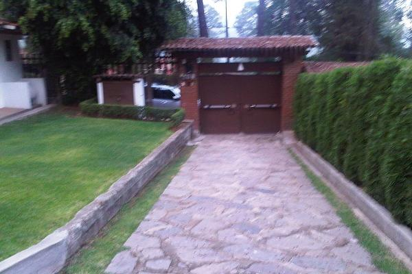 Foto de casa en renta en vega del valle , avándaro, valle de bravo, méxico, 5688312 No. 07
