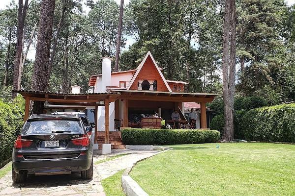 Foto de casa en renta en vega del valle , avándaro, valle de bravo, méxico, 5688312 No. 08