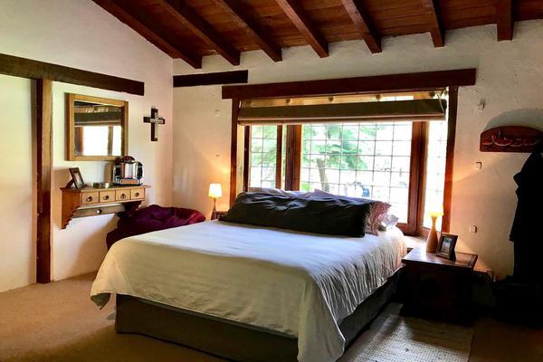 Foto de casa en venta en vega del valle , avándaro, valle de bravo, méxico, 6152919 No. 12