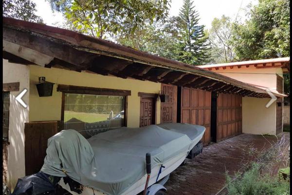 Foto de casa en venta en vega del valle , avándaro, valle de bravo, méxico, 6152919 No. 17