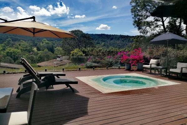Foto de casa en venta en vega del valle, club de golf , avándaro, valle de bravo, méxico, 0 No. 02