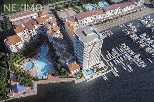 Foto de departamento en venta en vela 205, marina vallarta, puerto vallarta, jalisco, 7509454 No. 06