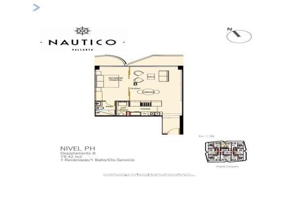 Foto de departamento en venta en vela 205, marina vallarta, puerto vallarta, jalisco, 7509454 No. 08