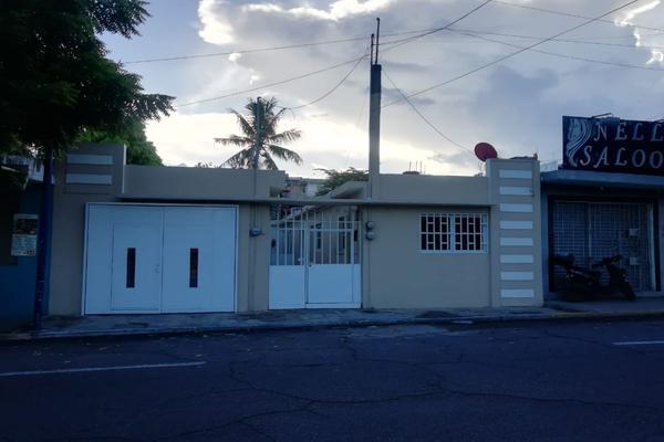 Foto de casa en venta en vendrell , primero de mayo, veracruz, veracruz de ignacio de la llave, 10024048 No. 01