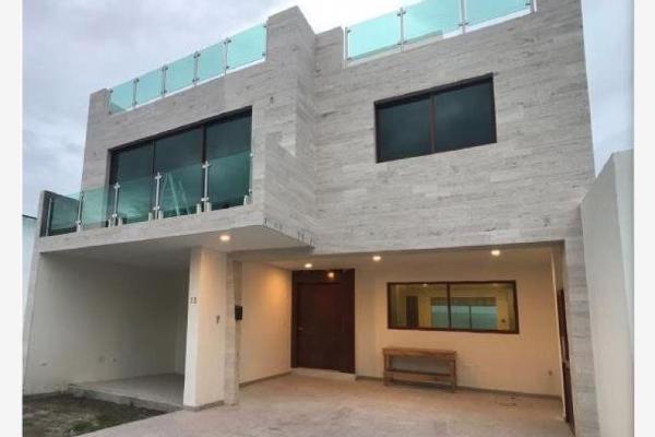 Foto de casa en venta en veneto 1, lomas de angelópolis, san andrés cholula, puebla, 5413088 No. 01
