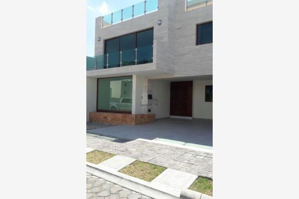 Foto de casa en venta en veneto 1, lomas de angelópolis, san andrés cholula, puebla, 5413088 No. 02