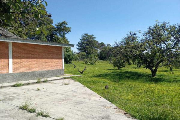 Foto de casa en venta en venta casa de campo zona atlixco tenextepec atlixco , tenextepec, atlixco, puebla, 17785770 No. 01