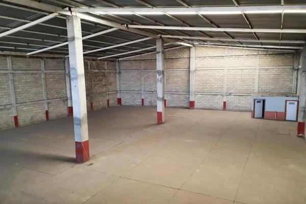 Foto de nave industrial en venta en venta de bodega en obra gris en santa maría totoltepec toluca 1, santa maría totoltepec, toluca, méxico, 17673428 No. 10