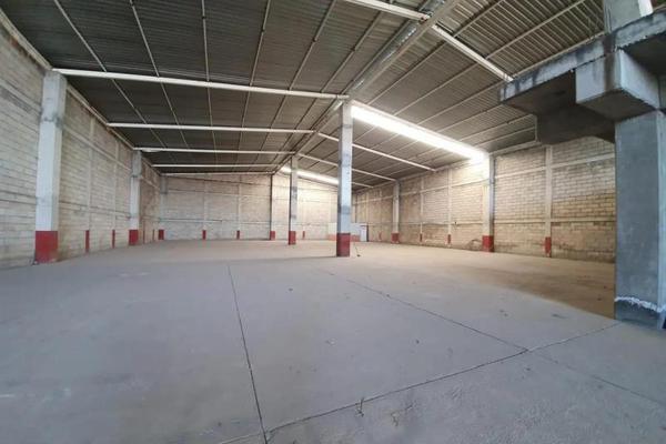 Foto de nave industrial en venta en venta de bodega en obra gris en santa maría totoltepec toluca 1, santa maría totoltepec, toluca, méxico, 17673428 No. 14