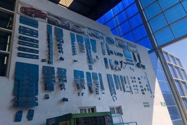 Foto de nave industrial en venta en venta de bodega ideal para inversionista en corredor empresarial cuautlancingo , cuautlancingo corredor empresarial, cuautlancingo, puebla, 12344282 No. 15