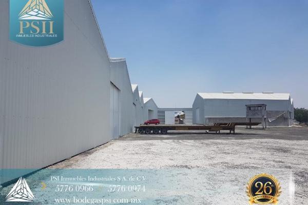 Foto de nave industrial en renta en venta de carpio 24, texcoco de mora centro, texcoco, méxico, 8777880 No. 01
