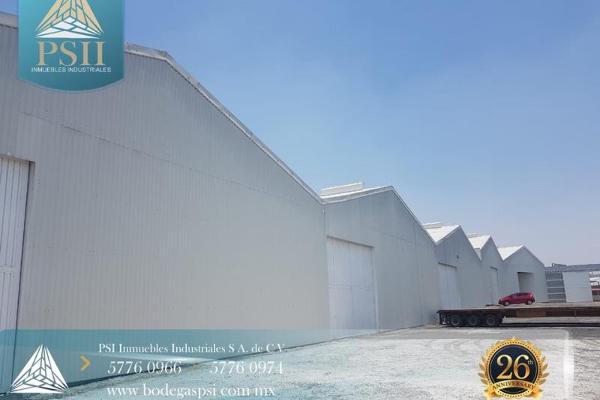 Foto de nave industrial en renta en venta de carpio 24, texcoco de mora centro, texcoco, méxico, 8777880 No. 02