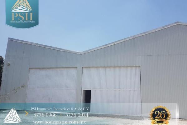 Foto de nave industrial en renta en venta de carpio 24, texcoco de mora centro, texcoco, méxico, 8777880 No. 03
