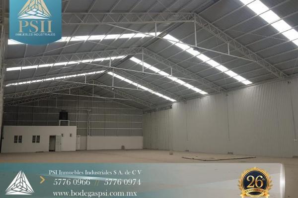 Foto de nave industrial en renta en venta de carpio 24, texcoco de mora centro, texcoco, méxico, 8777880 No. 05