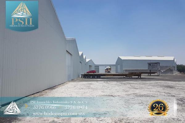 Foto de bodega en renta en venta de carpio 24, texcoco de mora centro, texcoco, méxico, 8777880 No. 01