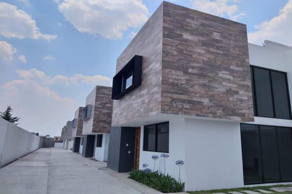 Foto de casa en venta en venta de casa nueva en residencial las rosa santa maría toltepec toluca 1, santa maría totoltepec, toluca, méxico, 18254330 No. 12