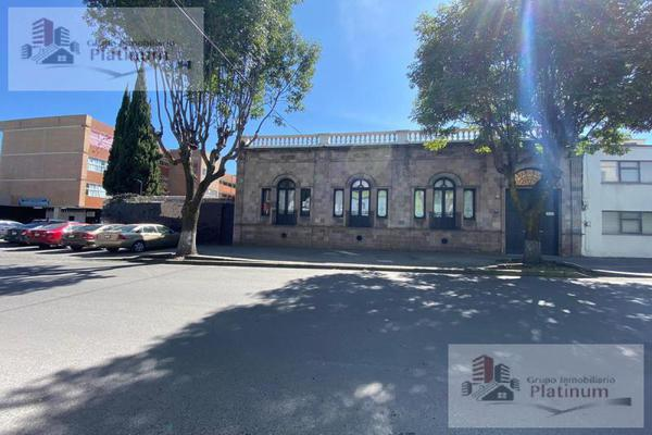 Foto de casa en venta en venta de casa/oficina toluca 1, francisco murguía el ranchito, toluca, méxico, 18898500 No. 02