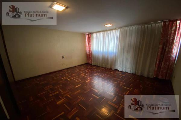 Foto de casa en venta en venta de casa/oficina toluca 1, francisco murguía el ranchito, toluca, méxico, 18898500 No. 22
