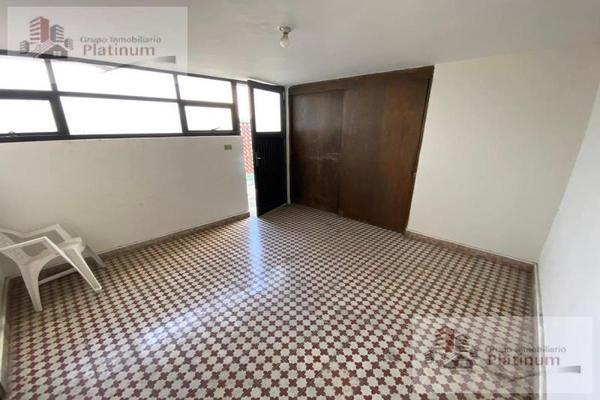 Foto de casa en venta en venta de casa/oficina toluca 1, francisco murguía el ranchito, toluca, méxico, 18898500 No. 30