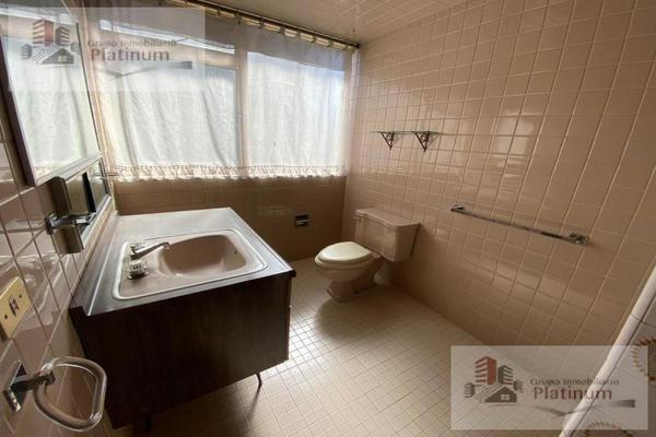 Foto de casa en venta en venta de casa/oficina toluca 1, francisco murguía el ranchito, toluca, méxico, 18898500 No. 34