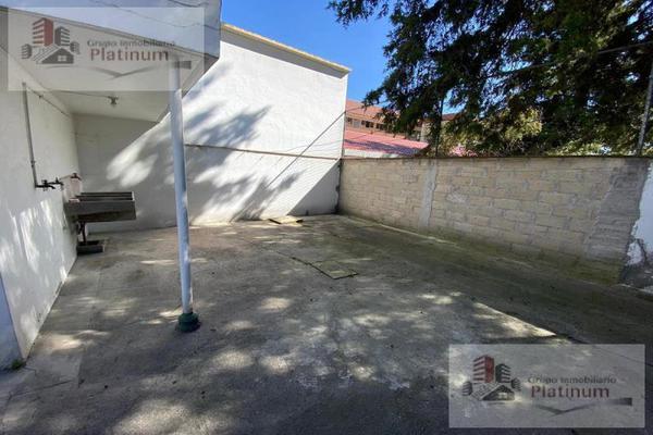 Foto de casa en venta en venta de casa/oficina toluca 1, francisco murguía el ranchito, toluca, méxico, 18898500 No. 38
